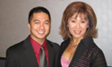Linda Yu, ABC 7 and Jeffrey Granstand
