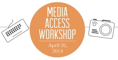 AAJA Chicago Media Access workshop logo